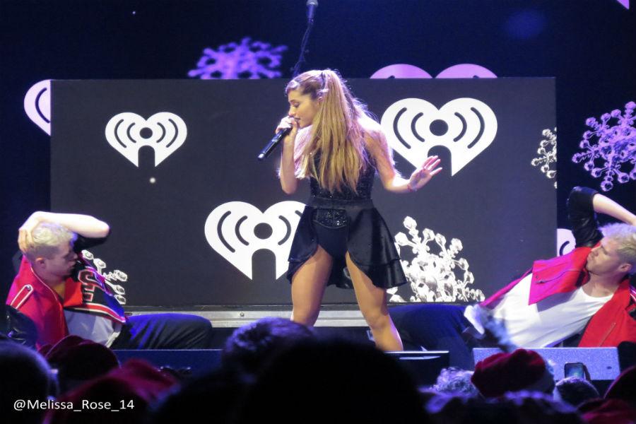 Kashkore: Ariana Grande Performs At Jingle Ball 2013